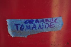 organic tomande