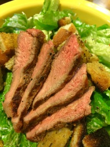 steak caesar